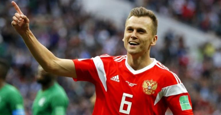 Russia Midfielder Cheryshev Investigated By Spanish Anti-Doping Authorities