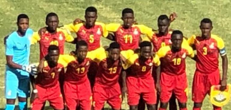 U-17 WAFU Championship: Black Starlets To Play Ivory Coast Today In Semi-Final