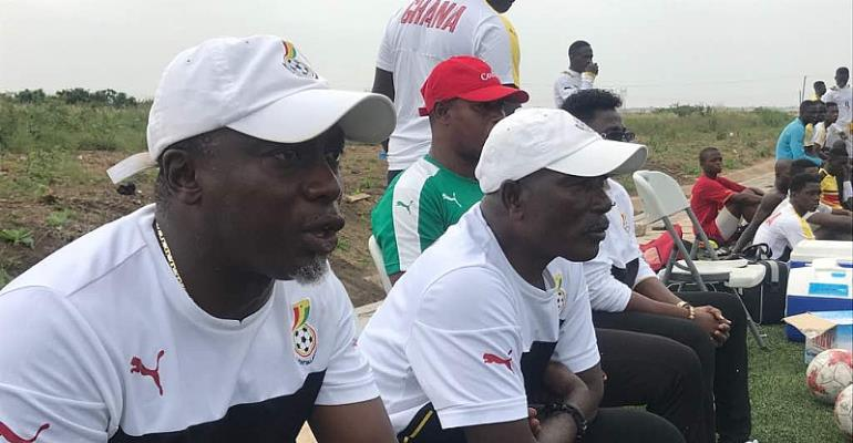 WAFU U17 Tournament: It'll Not Be a Complete Failure If We Don't Qualify - Karim Zito