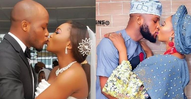 Nollywood Actress, Yewande Adekoya Celebrates 5th Year Wedding Anniversary