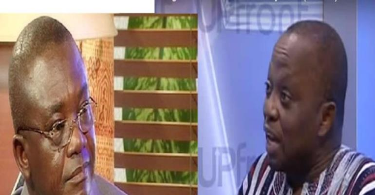 Domelevo Petitions Akufo-Addo Over Interference By Board Chairman