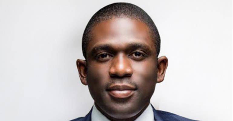 Benone Yaw Asihene, a Director of Capital and More
