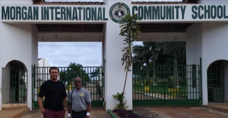Fankobaa United Football Academy Signs Collaboration Agreement With Morgan International School