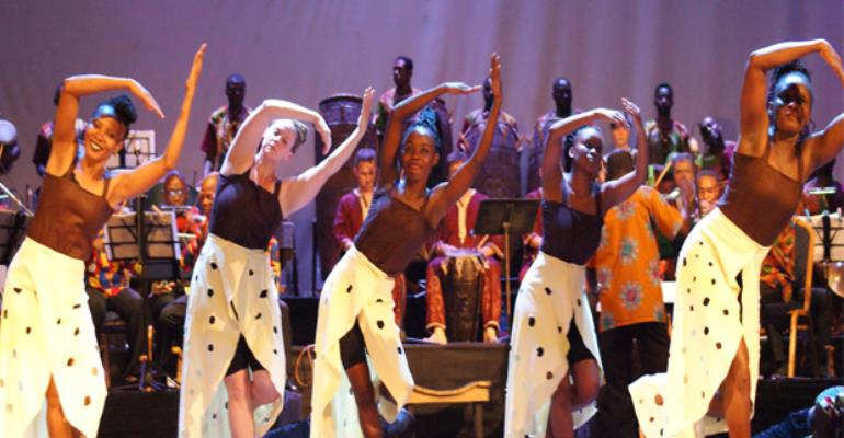 Ghana Dance Ensemble is set to delight patrons at the event