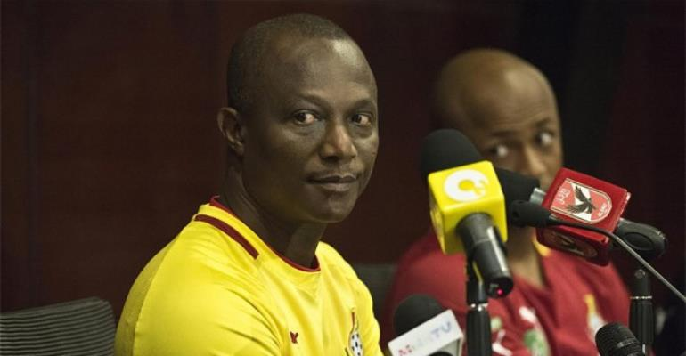 Coach Kwesi Appiah Picks Positives From Kenya Upset