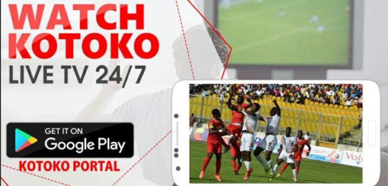 Kotoko Releases 24 Hr Live TV On Kotoko Portal App