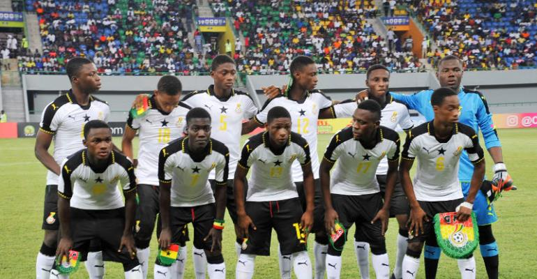 Black Starlets To Play Two Friendly Matches In Dubai