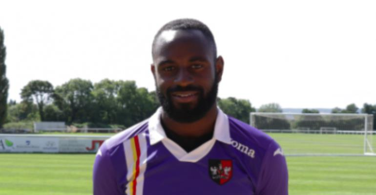 Hiram Boateng Adjusting Well To Life At Exeter City