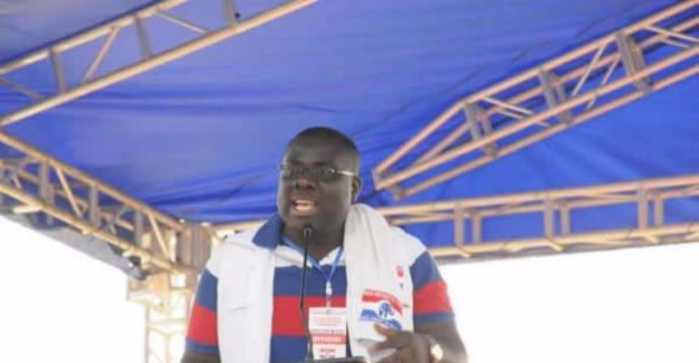 Sammy Awuku Appointed YEA Board Chairman