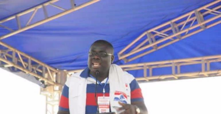 Sammy Awuku Appointed YEA Board Chairman