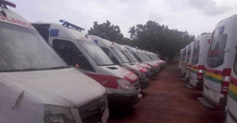 $2.4m Ambulance Contract Signed During NDC Era To Be Probed