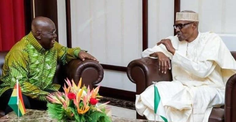 It Is Good To See Buhari Back – Akufo-Addo