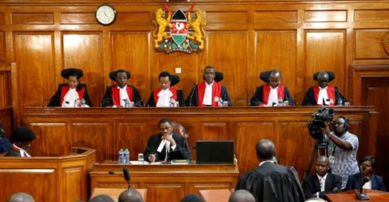 GBA Condemns 'Threats And Attacks' On Kenyan Judges