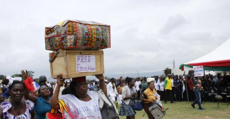 Mineral And Oil Revenues Will Be Used To Fund Free SHS - Akufo Addo