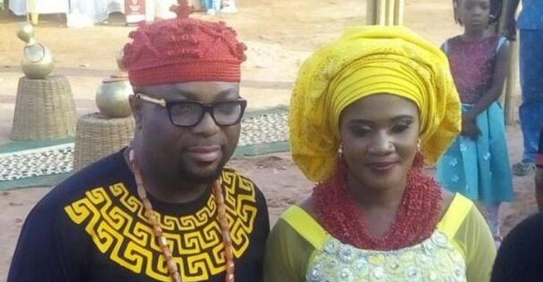 Actor, Arinze Desmond Okonkwo Weds Long Time Lover