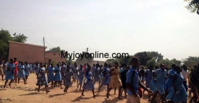 Free SHS: Minister Accuses Volta Region School Heads Of Sabotage