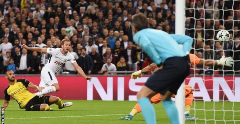Spurs Ends Wembley Winless Run