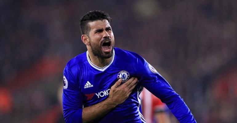 Atletico Madrid Hopeful Of Signing Diego Costa