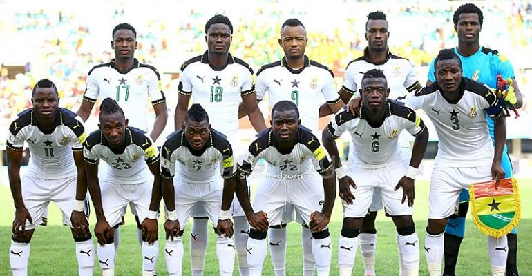 2018 World Cup Qualifier: South African To Officiate Cranes-Ghana Game