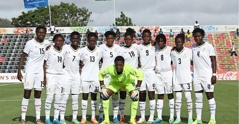 Black Princesses Leaves For Algeria Ahead Of World Cup Qualifier