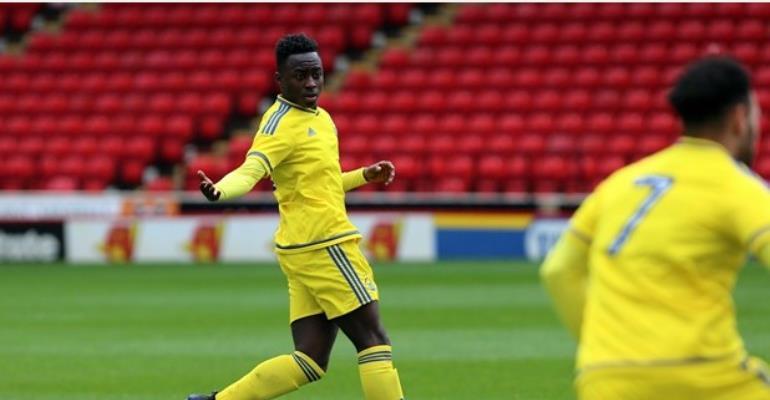 Arvin Appiah On Target As  Nottingham Forest U-23 Thump Colchester United
