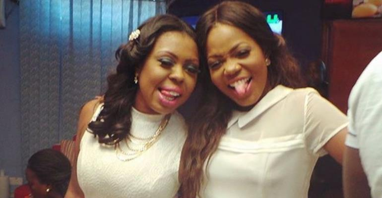 To Think That Afia Schwarzenegger will 'cheat' on husband Is Absurd - Mzbel