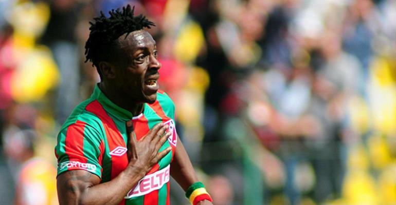 Karsiyaka Set To Pay Emmanuel Banahene €56,500