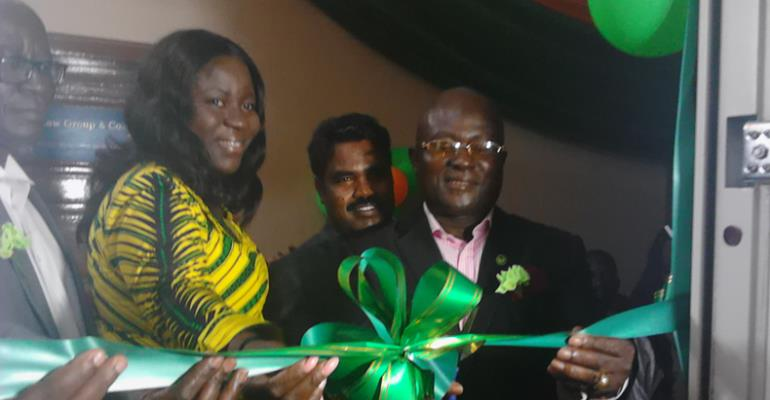 Electrical Equipment Company TechMaxx Opens Adabraka Office