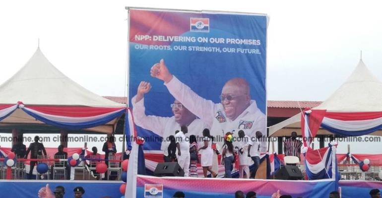 National Council Of NPP To Meet On Possible Constitutional Review
