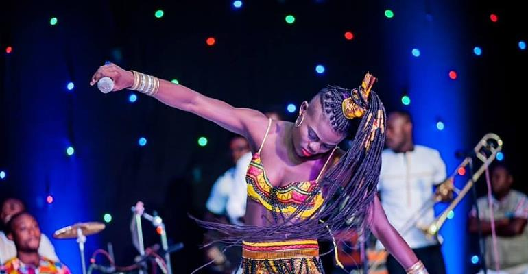 Wiyaala headlines London African Music Festival's launch party