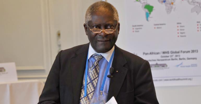 Prof Dr Charles Yankah