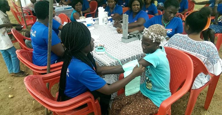 NPP Loyal Ladies To Hold Health Screening In Nyinahin
