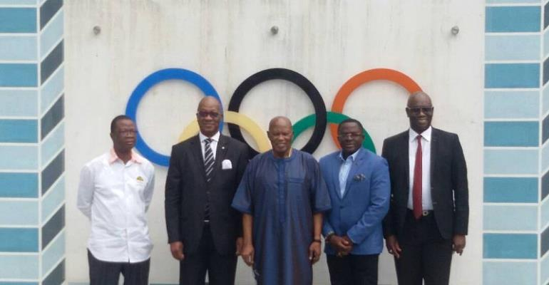 Ghana To Host All African Sports Awards