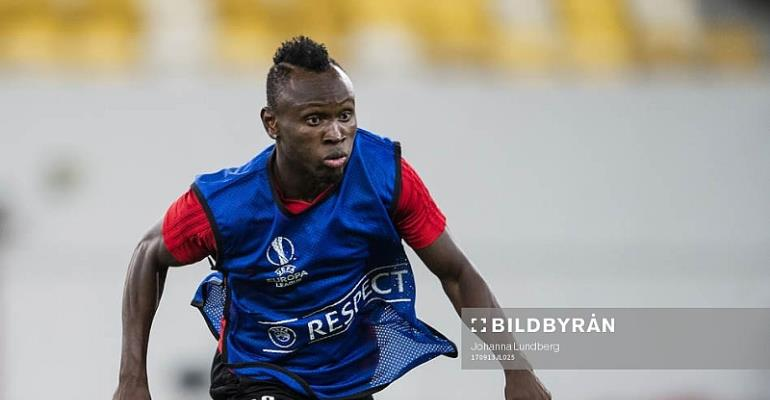 Samuel Mensah Upbeat About Ostersunds Chances In Europe Ahead Of Zorya Luhansk Clash