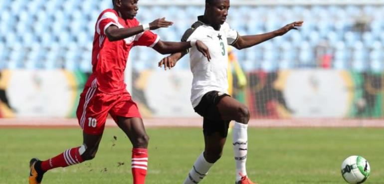 2017 WAFU TOURNAMENT: Ghana Ready For Guinea Challenge