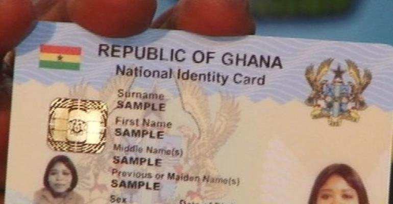 President Akufo Addo To Receive First Ghana Card Under New Identification System