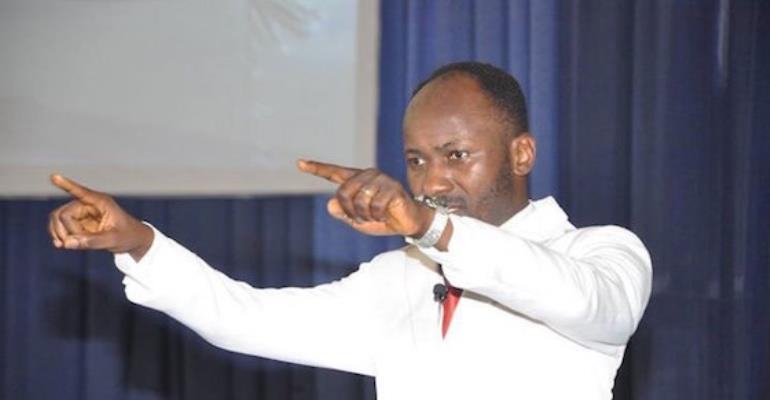 Divorce is Allowed If a Lady has no Womb, Man is Impotent but Hides it to get Married…Apostle Suleman