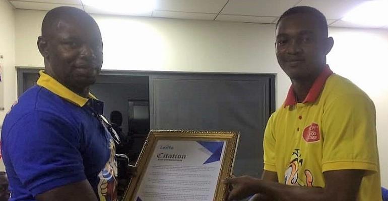 Maiden Lexta Internship Programme Records Significant Success
