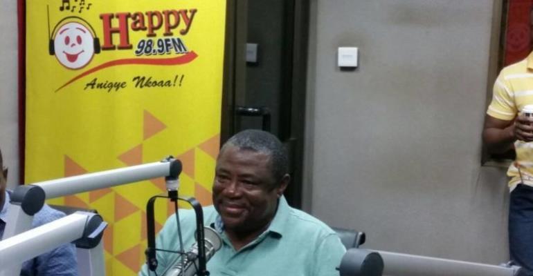Paa Kwesi Fabin Disclose Decision To Quit As Kotoko Coach