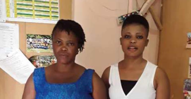 Aboagyewaa Goes To Achimota
