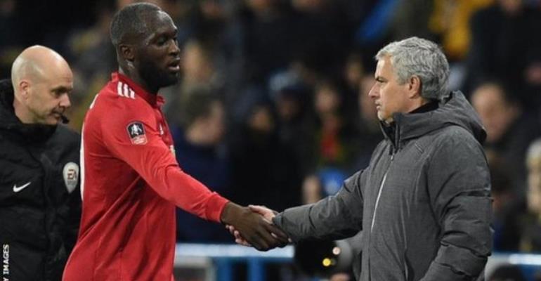 Mourinho Does Not Fake Emotions - Lukaku
