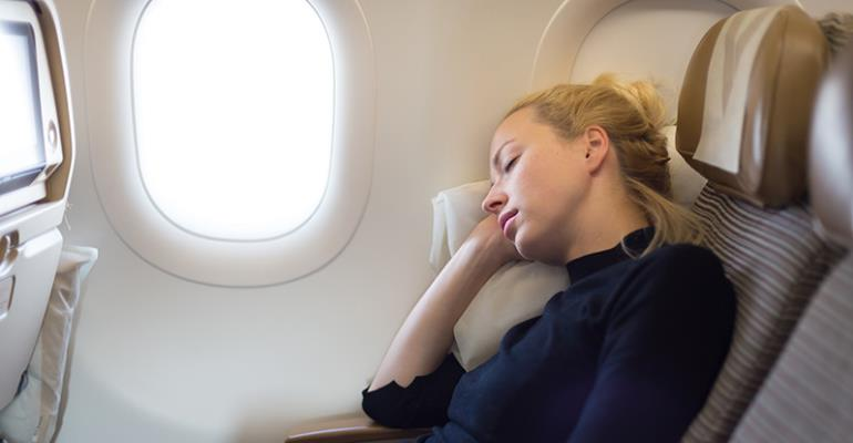 Tricks To Help You Enjoy Long Flights