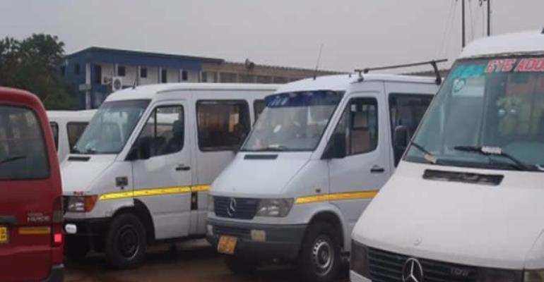 €2.4m ambulances best fit for 'tro-tro' – Mercedes assessment