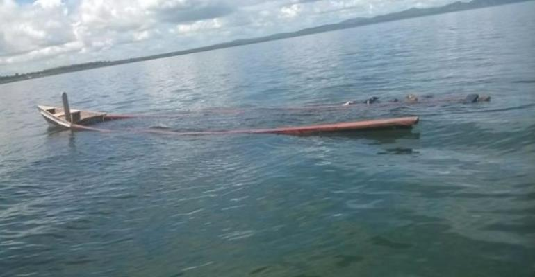 3 bodies retrieved, 1 person missing after boat sinks on White Volta