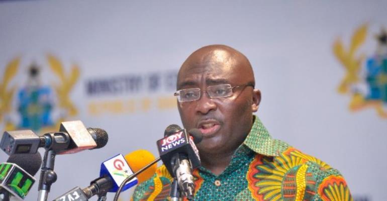 Don't Be Arrogant, Just Admit Cedi Situation Is Bad – Joshua Alabi To Bawumia