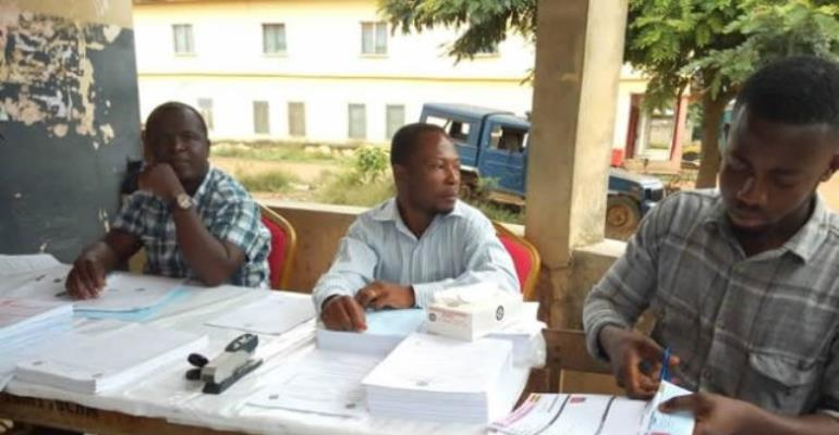 Chereponi Chief Stops EC Limited Voter Registration Exercise