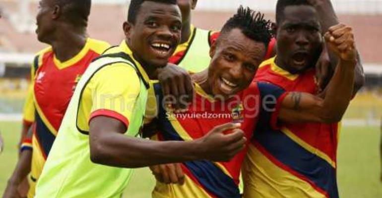 Ghana Premier League: Hearts of Oak beat New Edubiase to finish third