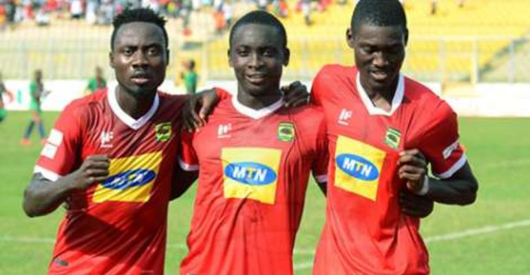 Ghana Premier League: Kotoko fail to finish in top four despite victory over WAFA