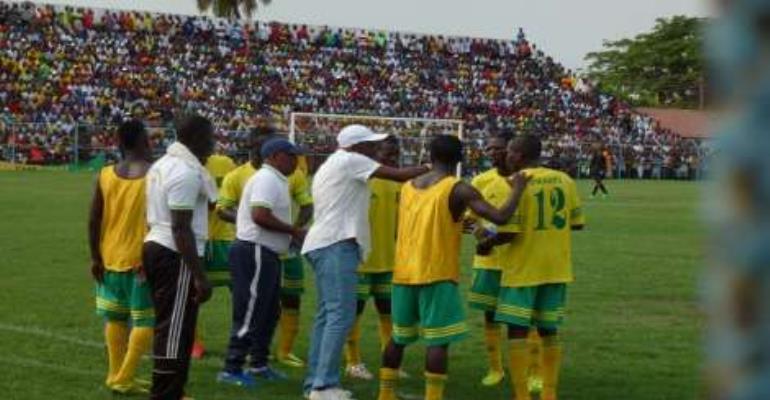 Ghana Premier League: Dwarfs maintain top flight spot with 2-0 win at Dreams FC