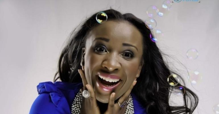 Don't Rush To Give Birth After Marriage – Naa Ashorkor